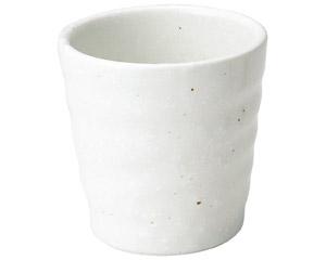 ゆらり 粉引きカップ