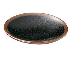 柚子天目 丸3.0皿