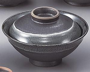 ブルー鉄釉のり茶