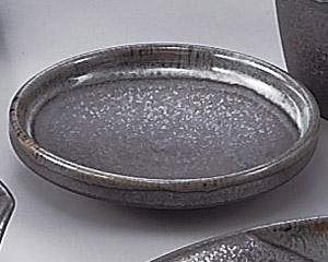 ブルー鉄釉やくみ皿