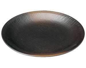 焼締 パスタ皿