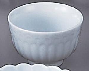 青白磁反煎茶