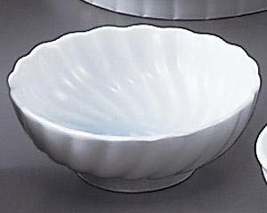 青白磁魚呑水(小)