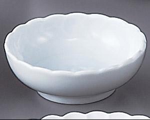 青白磁魚呑水(大)