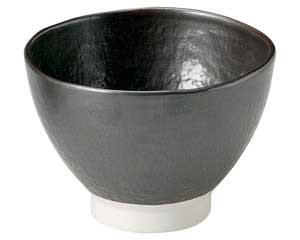鉄結晶 石目3.8飯碗