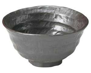 鉄結晶 ロクベ茶碗(小)