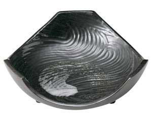 鉄結晶 流水向付