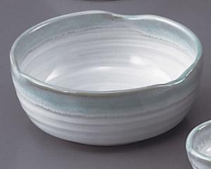 緑水三ツ山刺身鉢