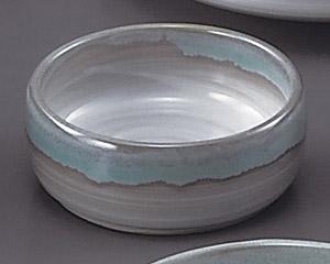 緑水切立漬物皿