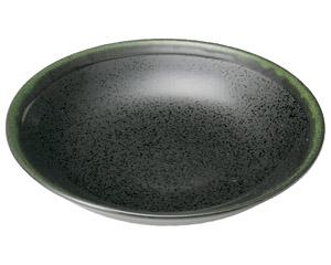 グリーン志野 丸6.0皿