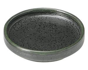 グリーン志野 3.0薬味皿