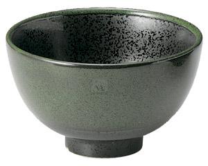 グリーン志野 茶碗