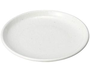 豊明(粉引) 8.0皿 画像