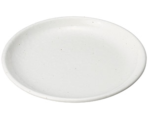 豊明(粉引) 7.0皿
