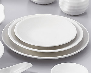 W/B白マット7.0皿