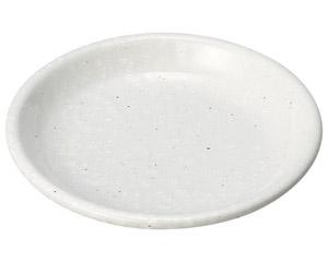 豊明(粉引) 4.0皿