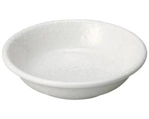 豊明(粉引) 4.5深皿