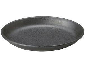 豊明(黒耀) 7.5楕円鉢