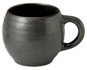くつろぎ 鉄黒 たるマグカップ