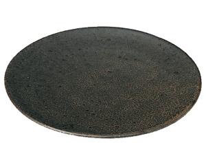 くつろぎ 鉄黒 16cmケーキ皿