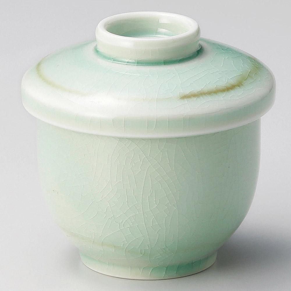 翠玉 蒸し碗 (小)