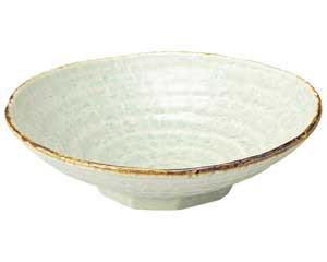 翠玉(貫入) ロクベ 7.0 浅鉢