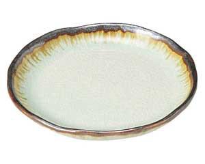 翠玉(貫入) 3.0 丸皿