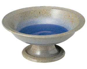 藍華 高台刺身鉢