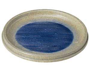 藍華 切立6.5皿