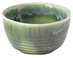 流水織部 花形3.6小鉢