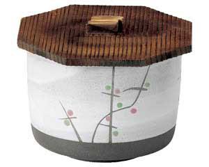 あけぼの(土物) 木蓋