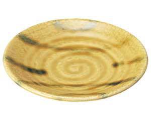黄交趾 丸6.0皿