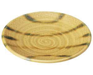 黄交趾 丸7.0皿