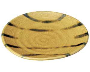 黄交趾 丸8.0皿