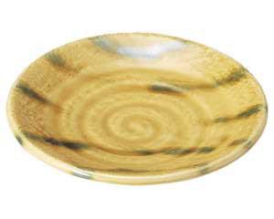 黄交趾 丸5.0皿