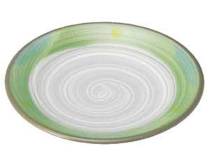 新緑 丸5.0皿