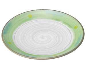 新緑 丸6.0皿