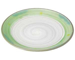 新緑 丸7.0皿