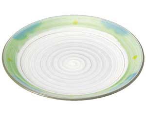 新緑 丸9.0皿