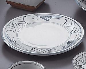 トチリ山水丸6.0皿