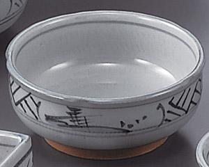 トチリ山水梅形4.0鉢