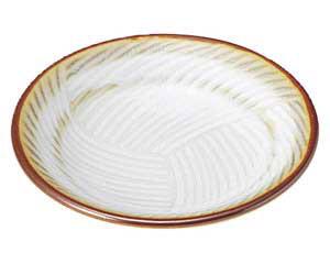 乳白 丸3.0皿