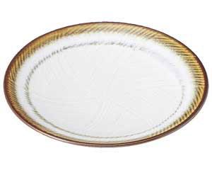 乳白 丸7.0皿