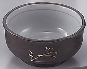 南蛮ススキ梅形3.3小鉢