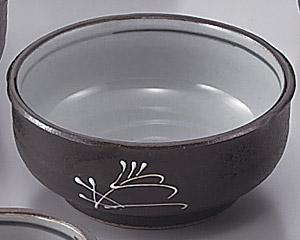 南蛮ススキ梅形4.0小鉢