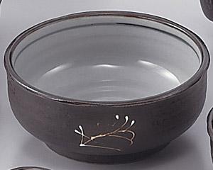 南蛮ススキ梅形4.5小鉢