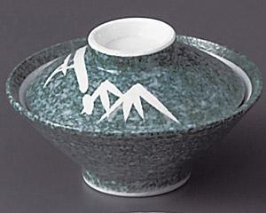 グリーン淡雪笹のり茶(蓋付)