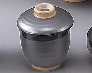 鉄砂むし碗(小)