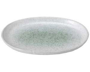 新緑 8.5小判皿