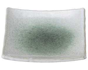 新緑 7.0正角皿